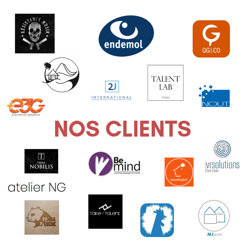Clients Agence de communication digitale SO Conseils Lozère