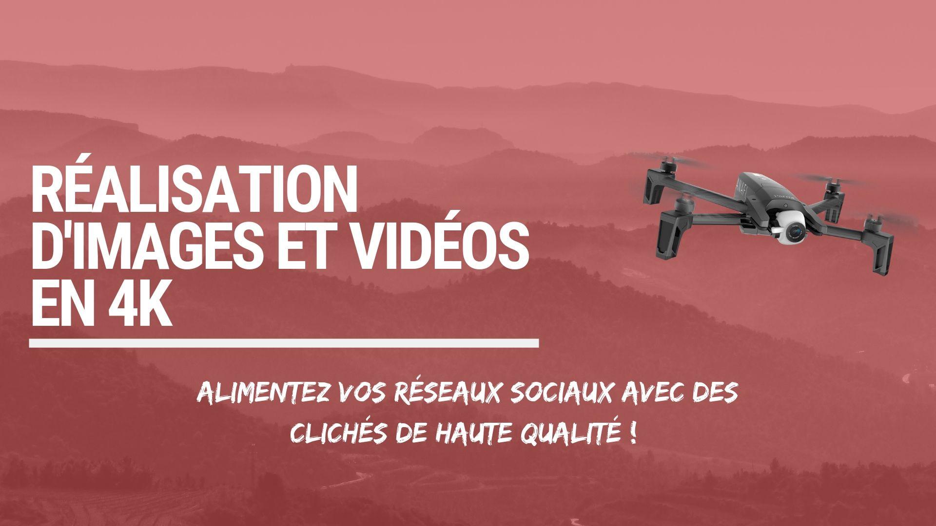 Vidéos Images 4k - So Conseils agence de communication Saint Chély d'Apcher