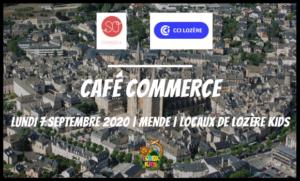 CCI Lozère - Café commerce Mende Agence de communication So Conseils