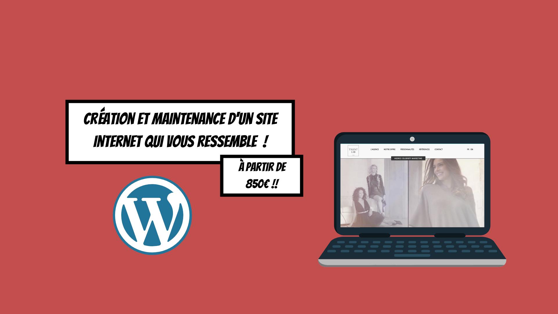 Création site internet agence de communication web marketing Lozère So Conseils Mende et saint chély d'apcher