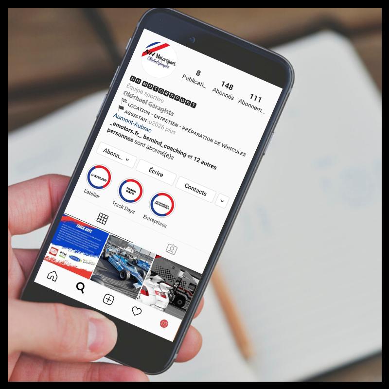 Lozère : Création site internet et community management Agence SO Conseils