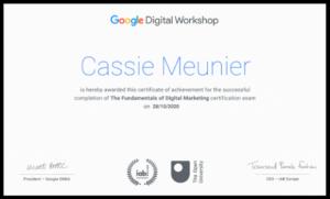 Fondamentaux du marketing digitale So Conseils