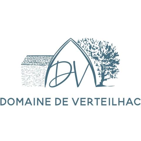 Création print et logo en Lozère, domaine de verteilhac, une référence so conseils
